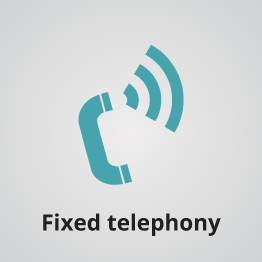 Fixed telephony