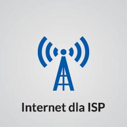 internet dla isp